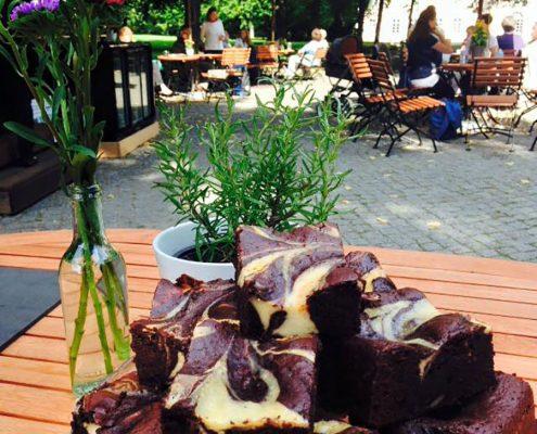 Sommerlust saftige Brownies