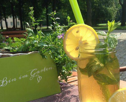 Sommerlust sommerfrische Limonaden